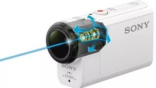 обзор Sony HDR-AS300R Action Cam