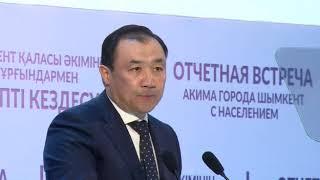Аким Шымкента на вопрос о казахском языке попробовал процитировать Расула Гамзатова