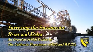 Surveying the Sacramento River and Delta