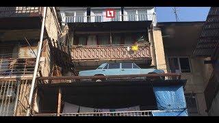 Грузин 25 років ''маринує'' ВАЗ на балконі