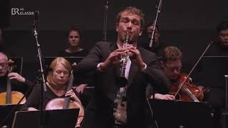 W. A. Mozart : Clarinet Concerto, K. 622 - Joë Christophe - ARD 2019