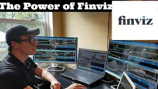 free stock scanner beginners finviz