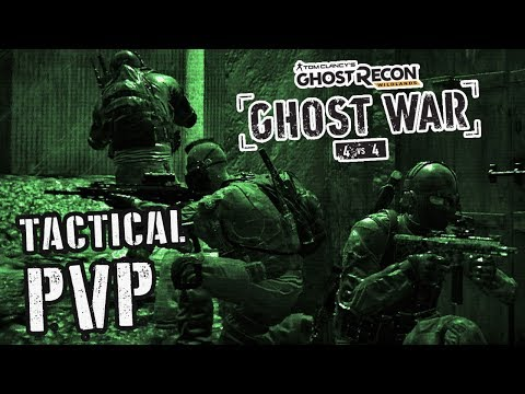 🔴 GHOST RECON WILDLANDS PVP   F.I.S.T / Delta Elite Joint Forces 2   GHOST WAR (Tactical Gameplay)
