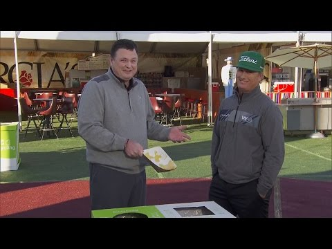 Waste Management: Hoffman teaches Rymer about composting