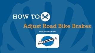 How To Adjust R๐ad Bike Brakes
