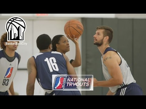 NBA D-League National Tryout 2016