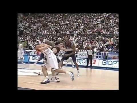 Vassilis Spanoulis Kill Bill Versus Team USA 2006 FIBA World Cup