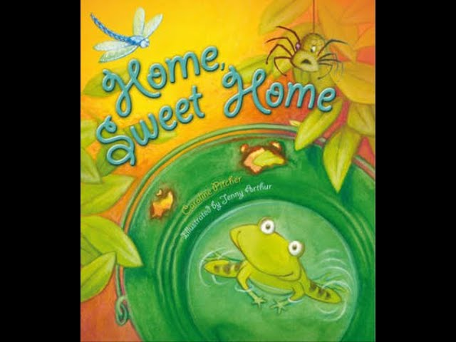 Home Sweet Home by Caroline Pitcher