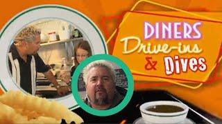 Guy Fieri Looks Back at his #DDD Journey | Food Network