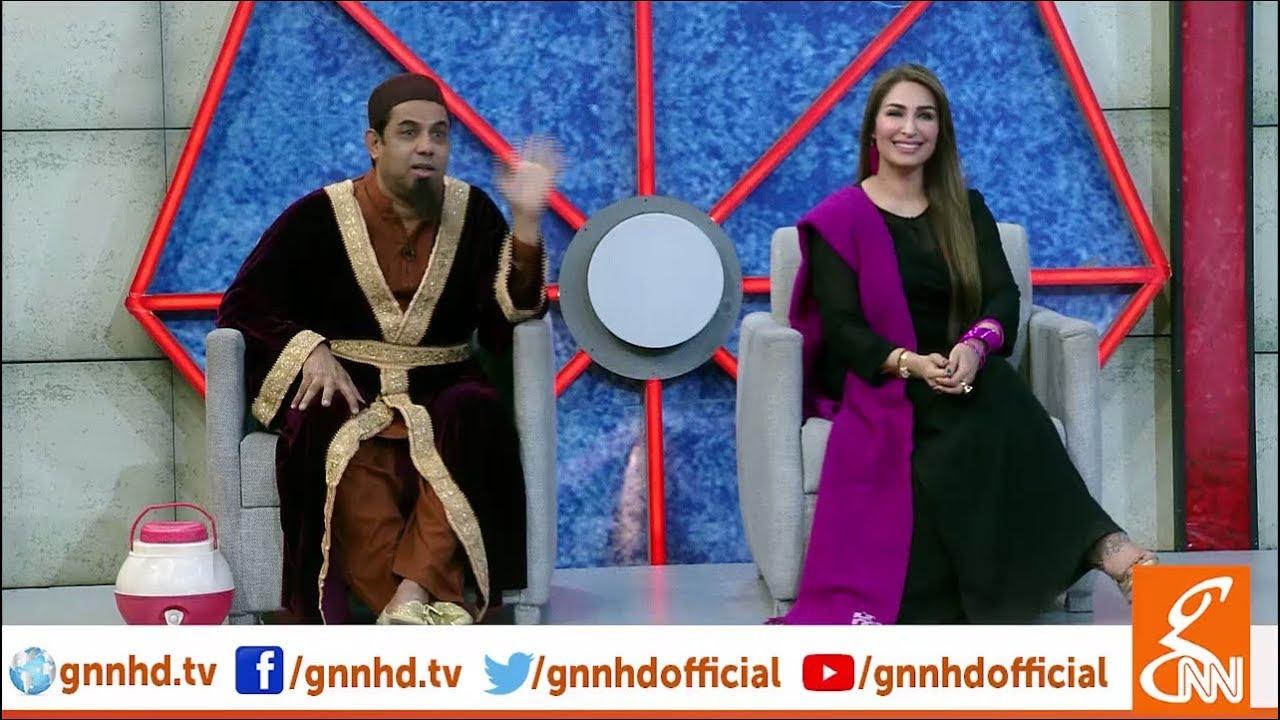 Taron Sy Karein Batain with Fiza Ali   Naseem Vicky   Guest