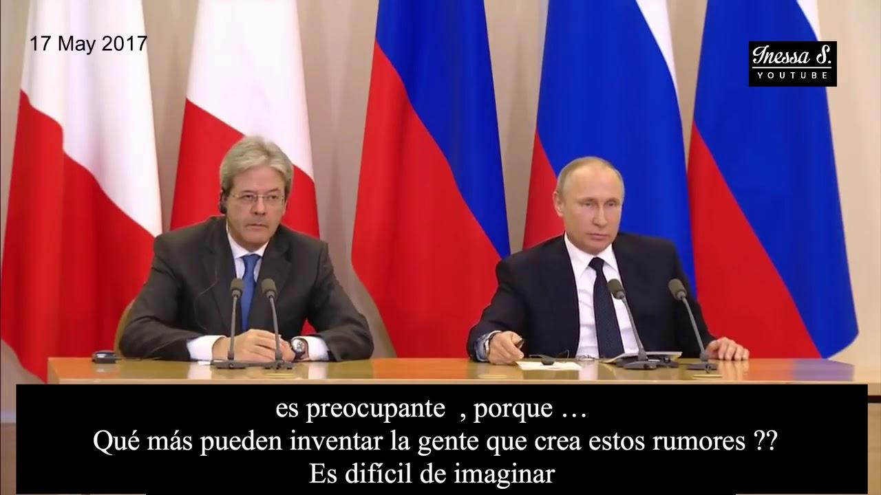 Lo mejor de Putin 2 - la cabeza de Putin