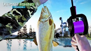 Ultimate Fishing Simulator - Catch Trout Quickly, Fast Money and XP