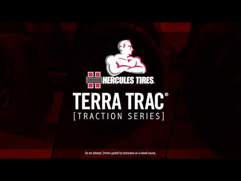 Hercules Tires - Terra Trac Traction Series