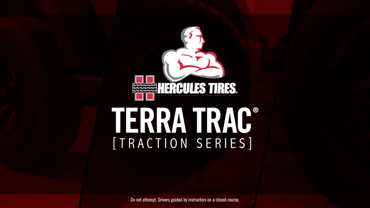 HERCULES TERRA TRAC TRACTION SERIES - 60s