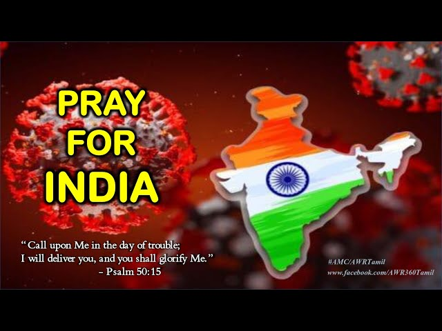 Pray for India - COVID 19