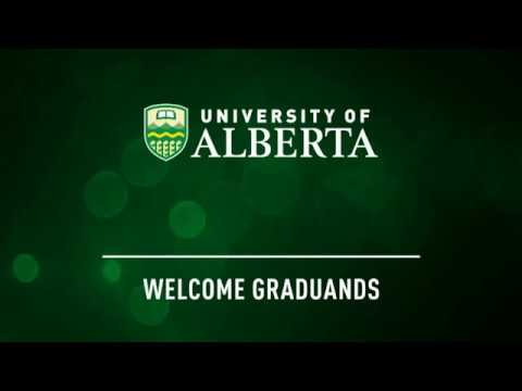 U of A Convocation Spring 2019 - June 12 (AM): Education (All Departments Except Elementary)