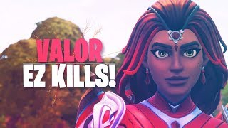 COMPETE WITH THE VALOR SKIN! -(DUTCH FORTNITE CLAN)