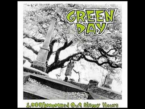Green Day  409 In Your Coffee Maker w Lyrics