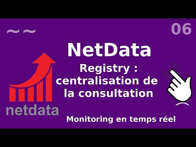 Netdata - 6. Registry multihosts