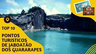 10 pontos turisticos mais visitados de Jaboatão dos Guararapes