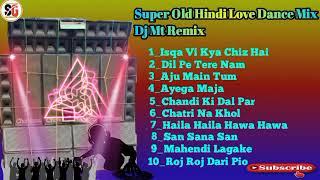 Non Stop Super Old Hindi Love Dance Mix Dj Mt Remix... (Contai Se).,