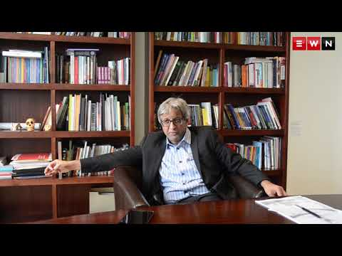WITS Vice-Chancellor Adam Habib discusses the fees report
