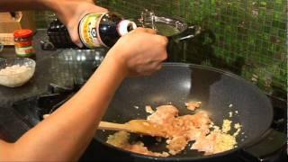 Cooking Express - Tau Hu Kho Ga Tom (Vietnamese)