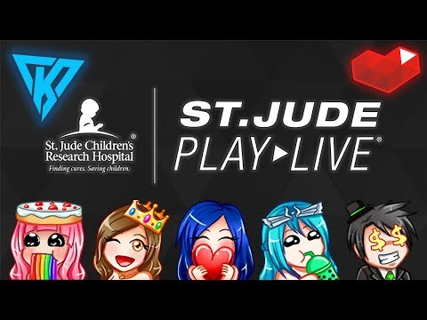 ItsFunneh's St. Jude PLAY LIVE Charity Livestream!