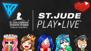 ItsFunneh's St. Jude PLAY LIVE Charity Livestream! thumbnail
