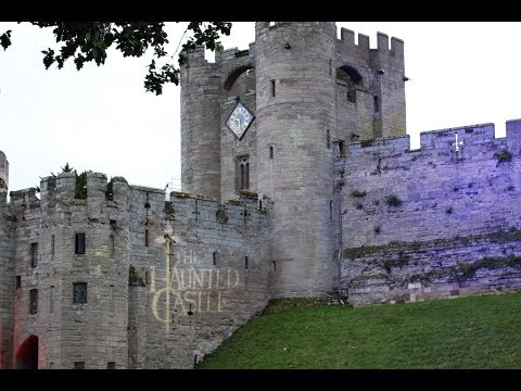 Opening Night of The Haunted Castle - Warwick Castle Halloween Event
