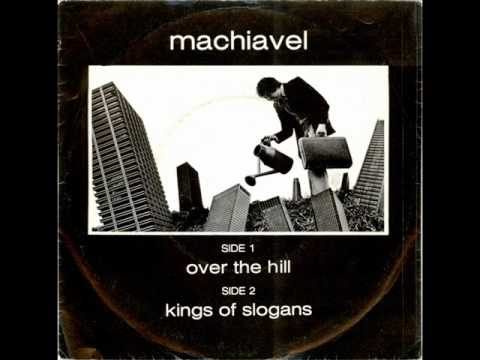Machiavel - Over the hill
