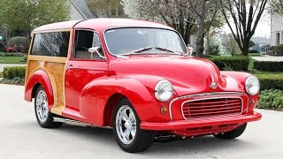 1956 Morris Minor Woody Wagon For Sale
