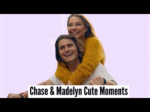 Chase Stokes & Madelyn Cline | Cute Moments (Part 2)