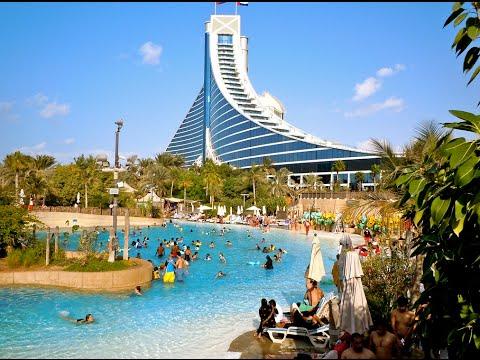 Visiting Wild Wadi Water Park, Water Park in Dubai, United Arab Emirates