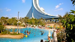Visiting Wild Wadi Water Park, Water Park in Dubai, United Arab Emirates