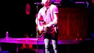 Mat Kearney Dancing In the Dark August 2012 CMAC Canandaigua NY