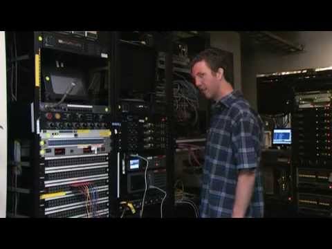 Disney Digital Cinema Projection Training Video: Ingesting media