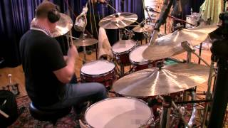 Denis Maranin:: запись на студии барабанов для группы