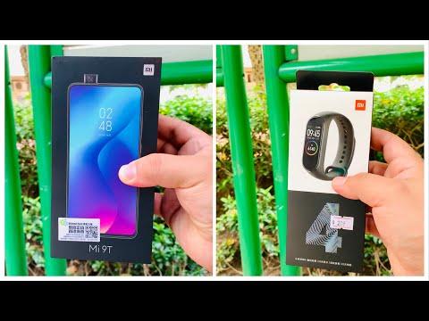 Xiaomi Mi 9T & Mi Band 4 Unboxing! - Street Tech Is Back!