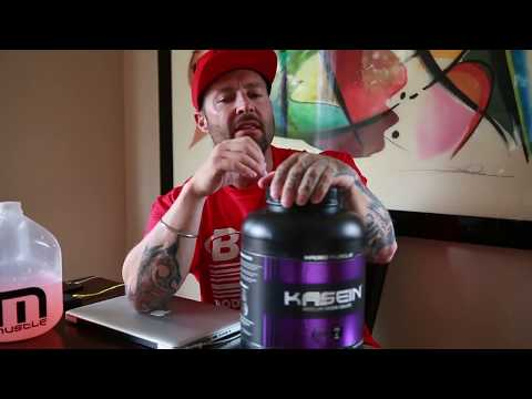 Why KAGED MUSCLE's KASEIN Is The Best Slow Digesting Protein