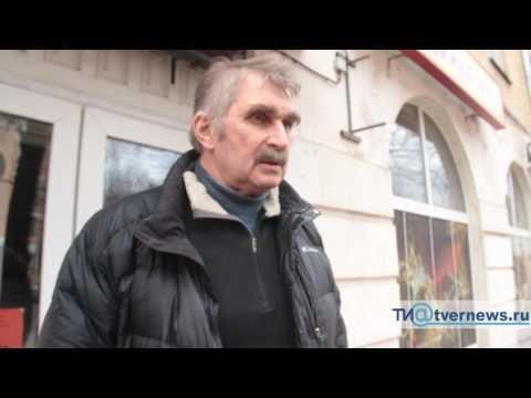 В Твери владелец бара показал жителям Кузькину мать