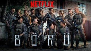 Börü |  Netflix Trailer (English)