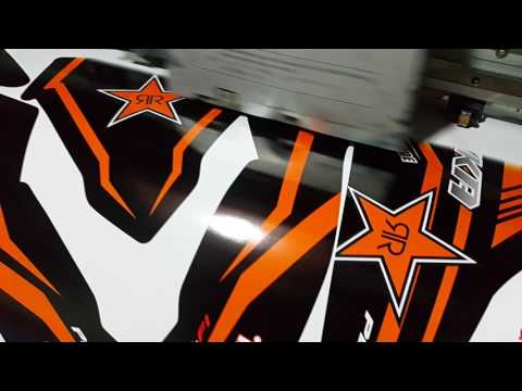 video print stiker striping motor honda vario ronita