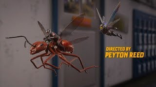 Antman & Wasp : End Credits