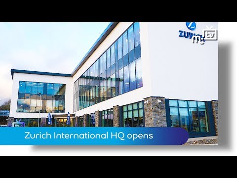 Zurich International HQ opens