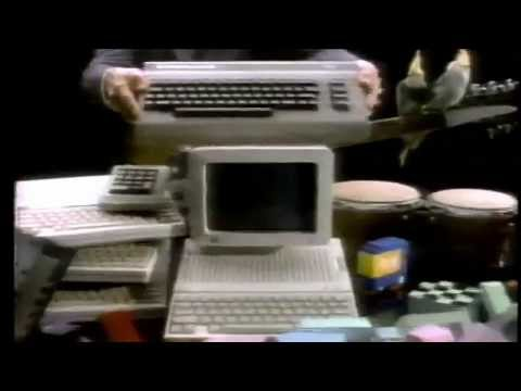 OLD COMMERCIAL COMPUTERS - COMMODORE
