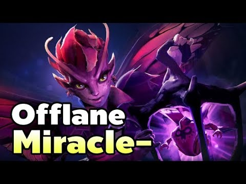 Dark Willow Offlane By Miracle-