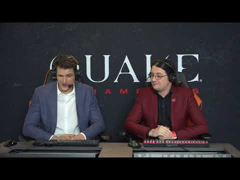 AMD vs Team Liquid SEMI FINAL QUAKE 2v2 OPEN Dreamhack Tours 2018