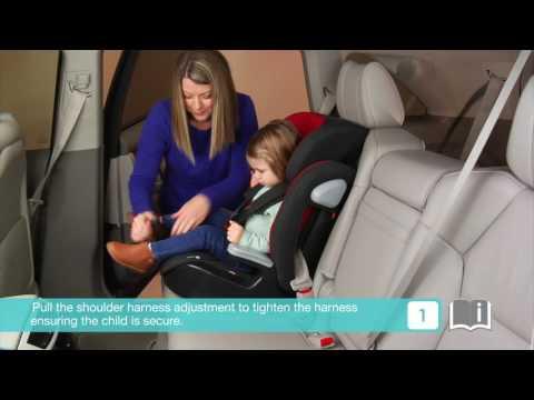 3d3903149ec3 Smyths Toys - Joie Elevate 1-2-3 Car Seat- Cherry - YouTube