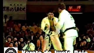 Kouichi Kawabata vs Tony Borden - Kyokushin 2nd World Tournament 1979